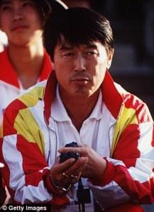 Disgraced coach Ma Junren